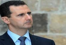 صورة كورونا يقترب من بشار الأسد ويحصد أحد أقاربه