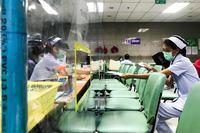 صورة منظمة الصحة العالمية: 20 مليون حالة إصابة مسجلة بفيروس كورونا و750 ألف حالة وفاة حول العالم