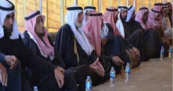 capture 2414 - القبائل العربية شرقي سوريا ترفض التدخلات السعودية وتتوعد بالتصعيد