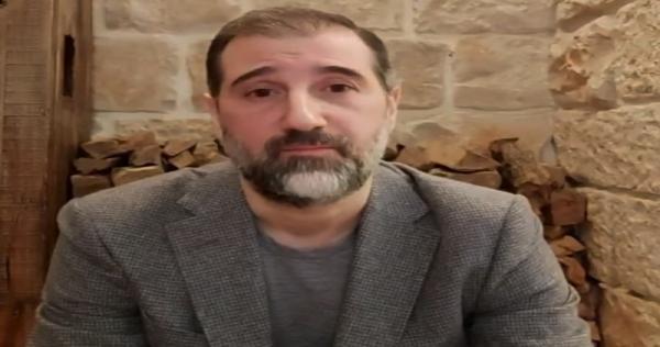 rmy mkhlwf 3 - أول تعليق من رامي مخلوف على وفاة والده بفيروس كورونا