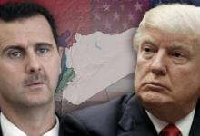 """صورة موقع أمريكي يكشف مصير""""الأسد"""" في حال فوز """"ترامب"""" بفترة ثانية"""