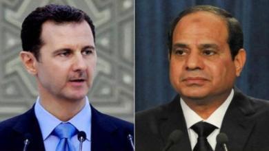صورة مباحثات سرية بين نظام الأسد والسيسي لمواجهة تركيا.. ومصادر تكشف التفاصيل