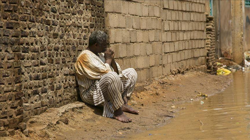 """""""سالمة يا سودان"""".. قطر توزع مساعدات على متضرري الفيضان"""
