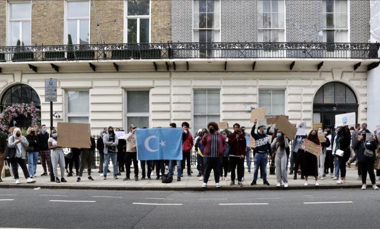 thumbs b c a40d45e72bab5c7b8dee94020bacd70f - لندن.. وقفة احتجاجية ضد ممارسات الصين بحق مسلمي الأويغور
