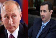 صورة القيادة الروسية تجري دراسات تتضمن نقل صلاحيات الأسد!.. إليكم التفاصيل
