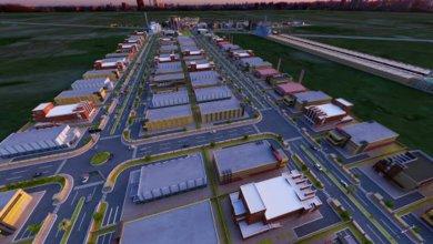 صورة ترخيص وتفعيل المدينة الصناعية الأكبر في الشمال السوري (فيديو) – Mada Post