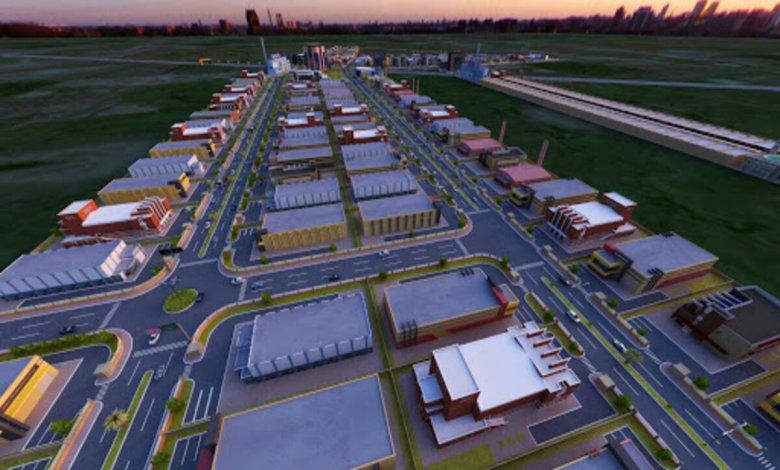 الأولى في الباب 1 - ترخيص وتفعيل المدينة الصناعية الأكبر في الشمال السوري (فيديو) - Mada Post