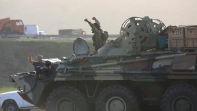 صورة الجيش الأذربيجاني يستعيد تلالاً استراتيجية من الاحتلال الأرميني