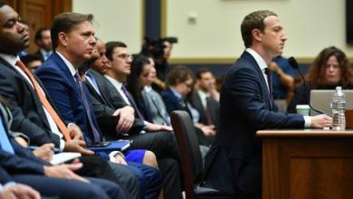 """صورة استدعاء للاستماع.. مديرا """"فيسبوك"""" و""""تويتر"""" أمام الكونغرس الأمريكي 28 أكتوبر"""