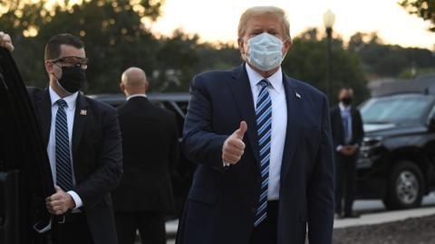 """1602309532 9181747 4435 2497 30 4 - الحملة الرئاسية لترمب تنتقد إلغاء المناظرة والرئيس يؤكد أنه """"بصحة جيدة"""""""