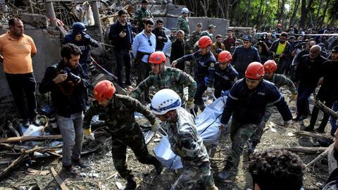 1602420143 9195225 6652 3746 22 63 - تركيا تطلب من موسكو تحذير أرمينيا بعد خرق الهدنة