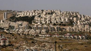 صورة مخاوف فلسطينية من مشروع إسرائيلي استيطاني بتمويل إماراتي