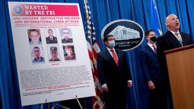 صورة واشنطن تتهم عناصر استخبارات روسية بهجمات سيبرانية حول العالم
