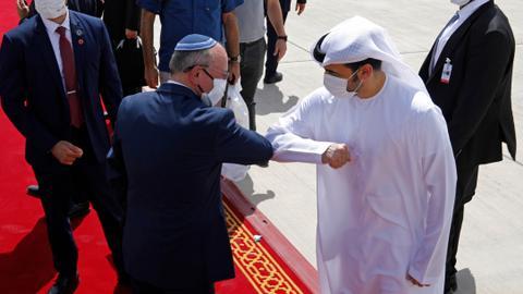 1603202238 9307579 4333 2440 4 393 - الإمارات تطلب رسمياً فتح سفارة لها بتل أبيب بعد توقيع اتفاقيات جديدة