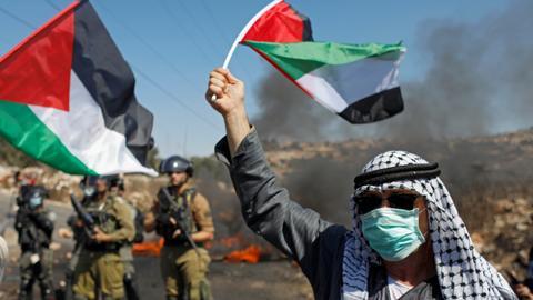 1603482353 9339274 5901 3323 5 5 - تنديد شعبي عربي ورسمي فلسطيني بتطبيع السودان