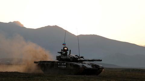 1603812278 9373537 4787 2695 4 570 - بعد انتهاك أرمينيا الهدنة الثالثة.. قلق أممي شديد وأذربيجان تتصدى للهجمات