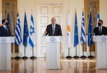 صورة إسرائيل تسعى إلى تشكيل تحالف إقليمي مع اليونان وجنوب قبرص