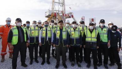 """صورة سفينة التنقيب التركية """"الفاتح"""" تباشر أعمالها مطلع الشهر المقبل"""