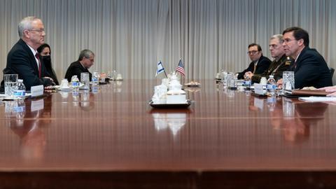 1604037318 9399688 5050 2844 44 326 - مباحثات أمريكية في إسرائيل لضمان تفوق تل أبيب العسكري بعد التطبيع