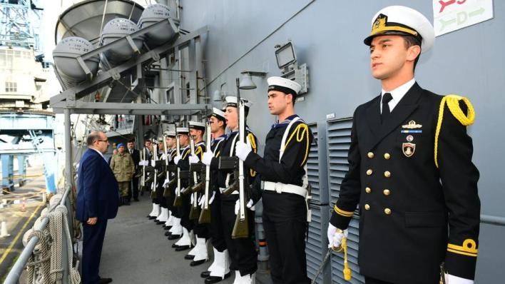 عملت تركيا خلال السنوات الأخيرة الماضية على تعزيز قدراتها البحرية من خلال سفن ومنصات مصنوعة بإمكانات محلية