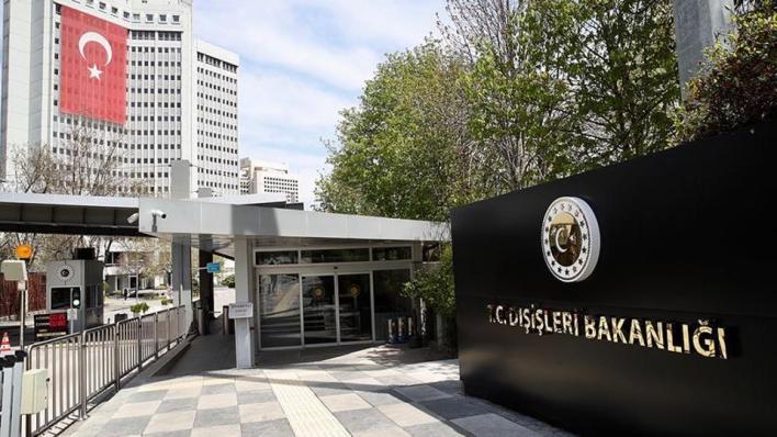 أوضحت الخارجية التركية أن تقرير المفوضية 2020 حول تركيا غير بنَّاء ويعكس الانحياز من جانب الاتحاد الأوروبي