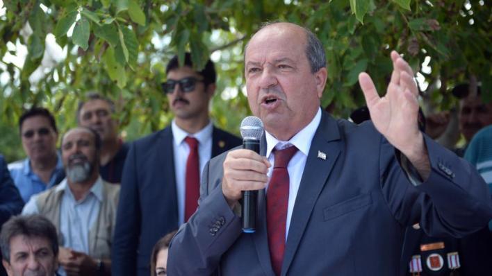فوز آرسين تتار برئاسةجمهورية شمال قبرص التركية