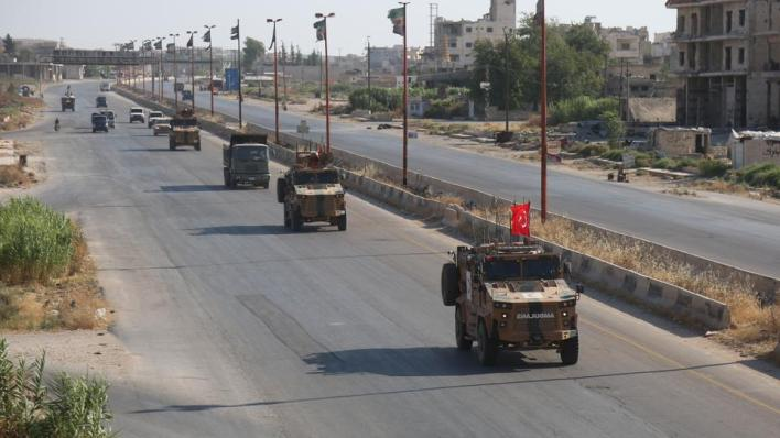 النظام السوري يحاول زعزعة الاستقرار في المنطقة عبر تنظيم مظاهرات احتجاجية في محيط نقاط المراقبة التركية
