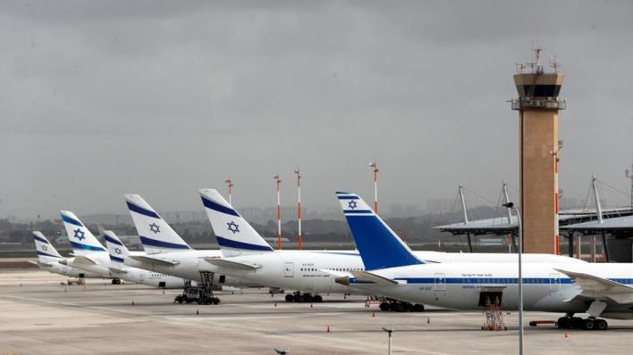 الطائرة الإسرائيلية كانت في الخرطوم بالتزامن مع مؤتمر صحفي لوزير الخارجية الأمريكي مايك بومبيو - صورة أرشيفية