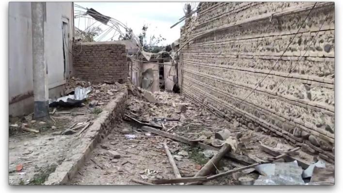 9100593 1837 1034 9 28 - أرمينيا تواصل استهداف مناطق مدنية بأذربيجان بالمدفعية الثقيلة