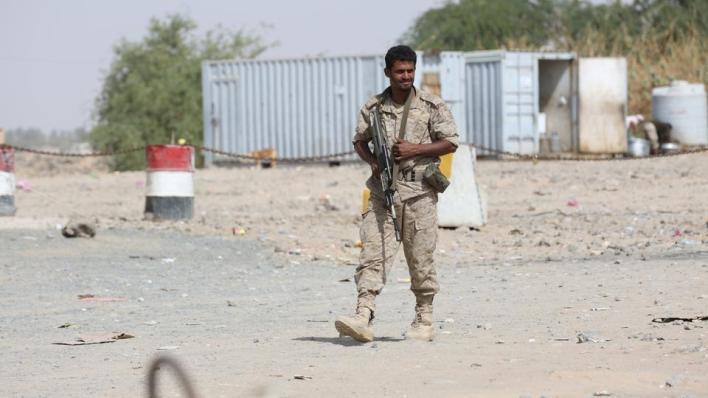 قوات الجيش اليمني تحرر قرى ومواقع مهمة من يد الحوثيين في محافظة مأرب النفطية شرقي البلاد
