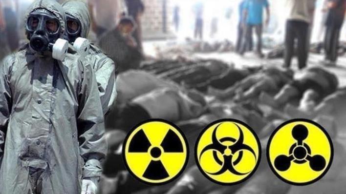 تقرير منظمة حظر الأسلحة الكيميائية خلص إلى أن نظام الأسد نفّذ هجمات كيميائية على اللطامنة في 2017