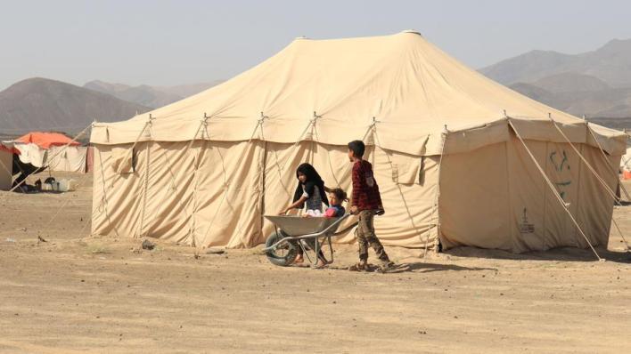 9142149 3206 1805 2 189 - الأمم المتحدة تحذر من كارثة باليمن بعد نزوح 90 ألفاً منذ مطلع 2020