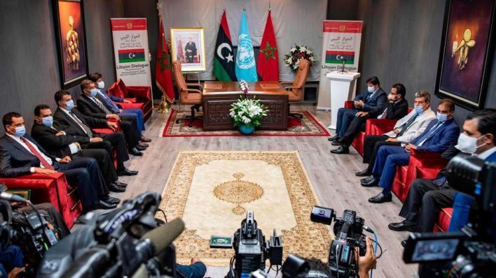 الأمم المتحدة تعلن استئناف جلسات الحوار السياسي الليبي في تونس