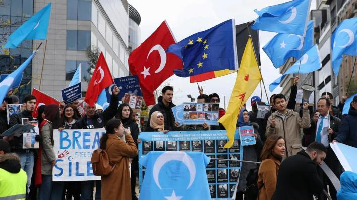 9152390 3118 1756 64 13 - تركيا تدعو العالم لاحترام الهوية الثقافية والدينية للأويغور