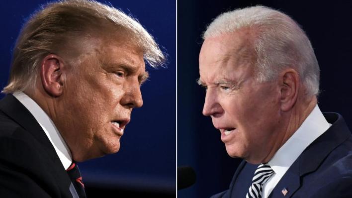 ترمب يرفض المشاركة في مناظرة افتراضية أمام منافسه المرشح الديمقراطي جو بايدن