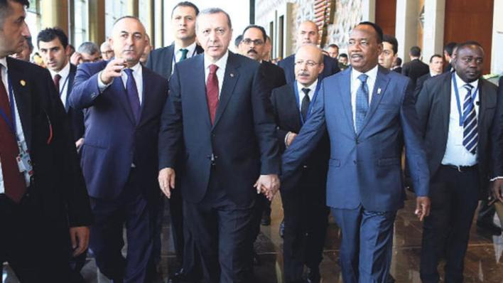 قيمة مشاريع الشركات التركية المنجزة في إفريقيا نحو 70 مليار دولار