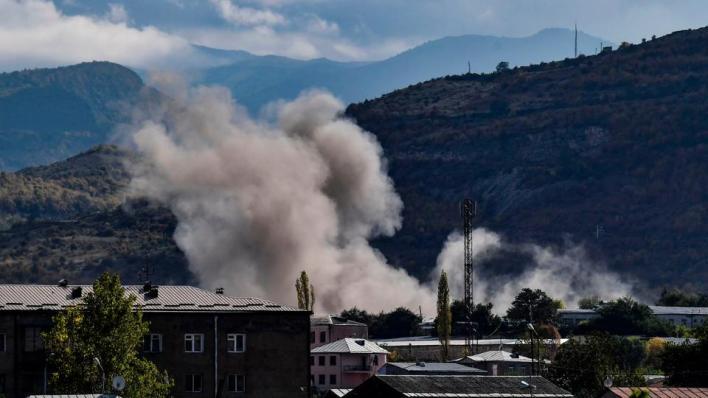 أعلنت أذربيجان تدمير كتيبة للجيش الأرميني خلال المعارك الدائرة لتحرير إقليم قره باغ المحتل