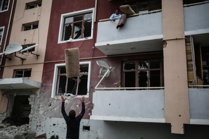 9186177 5702 3801 28 19 - بعد إعلان الهدنة.. دمار مدينة ترتر الأذربيجانية يصدم ساكنيها
