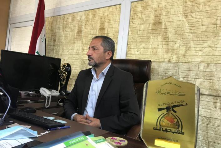محمد محيي: إذا لم تنسحب (الولايات المتحدة من العراق) فسوف تستأنف فصائل المقاومة نشاطها العسكري بكل الإمكانيات المتاحة لها