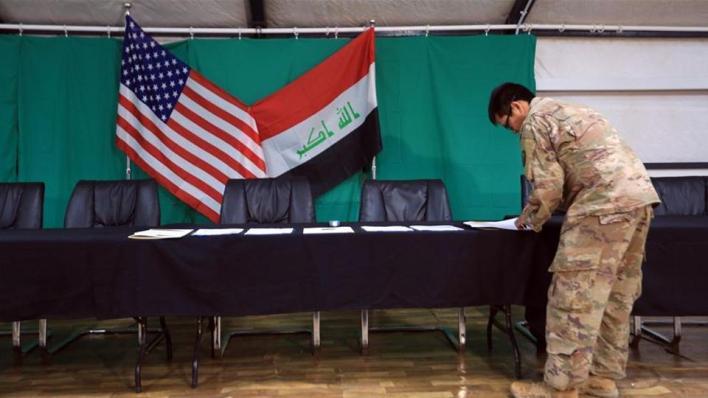 هدّد وزير الخارجية الأمريكي الشهر الماضي، بإغلاق سفارة بلاده في العاصمة العراقية بغداد، حال استمرار الهجمات الصاروخية التي تستهدفها