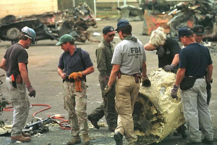 تفجير السفارة الأمريكية في العاصمة الكينية نيروبي سنة 1998