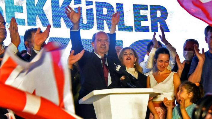بعد فوز أرسين تتار في الانتخابات الرئاسية بجمهورية شمال قبرص التركية، الاتحاد الأوروبي يأمل استئناف المفاوضات
