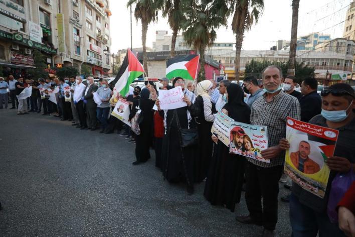 9323609 6652 4435 33 22 - مطالب بالإفراج عن أسير مضرب عن الطعام منذ 88 يوماً في السجون الإسرائيلية