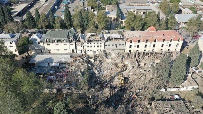 الجيش الأرميني يستهدف مناطق مدنية في أذربيجان بستة صواريخ باليستية