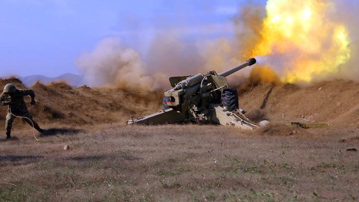 الجيش الأذربيجاني يواصل حملته العسكرية لتحرير أراضيه المحتلة من قبل أرمينيا