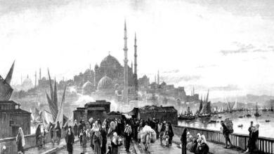 """صورة من أين جاءت تسمية """"إسطنبول""""؟"""