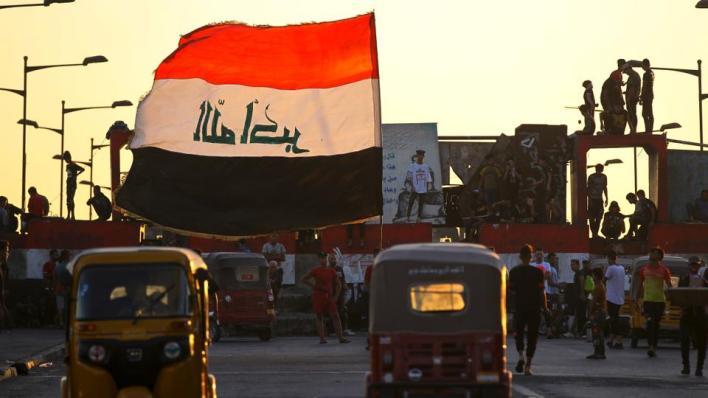 استنفار أمني في بغداد استعداداً للذكرى الأولى لانطلاق الحراك الشعبي