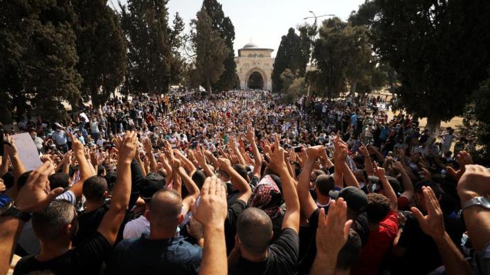 مسلمو العالم يتظاهرون ضد التطاول الفرنسي على الإسلام والرسول