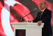 صورة وزير الداخلية يعلن عن أرقام السوريين العائدين إلى المناطق المحررة