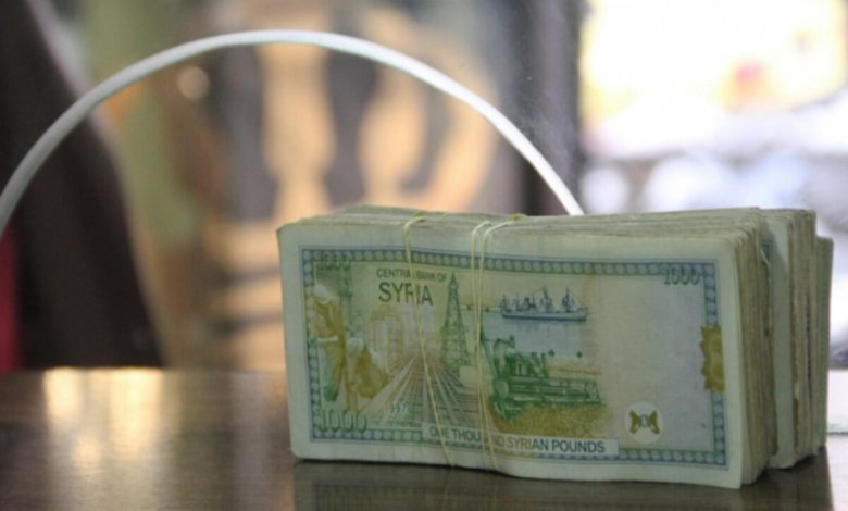 تعبيرية 1 1 - انخفاض جديد لليرة السورية مقابل العملات 04 11 2020 - Mada Post